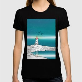 Peggy's Point Lighthouse T-shirt