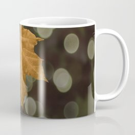 falling leaf Coffee Mug