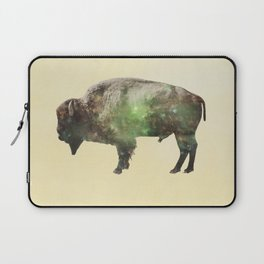 Surreal Buffalo Laptop Sleeve