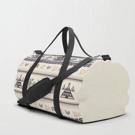 Ethnic patterns Duffle Bag