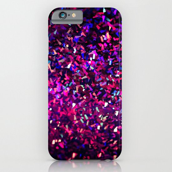 fascination in purple iPhone & iPod Case