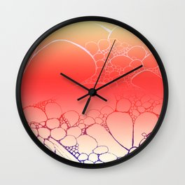 Sunshine Dreamcatcher Wall Clock