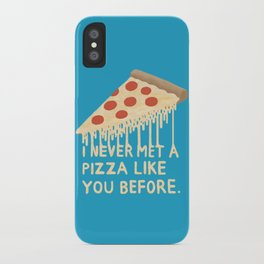 Sweet Pizza iPhone Case