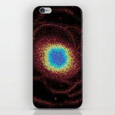 Ring Galaxy (8bit) iPhone & iPod Skin