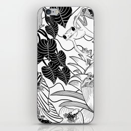 Forest Frogs iPhone Skin
