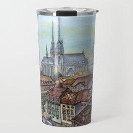 Czech Republic, Brno - 2117 Travel Mug