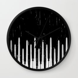 Might Makes Right Wall Clock