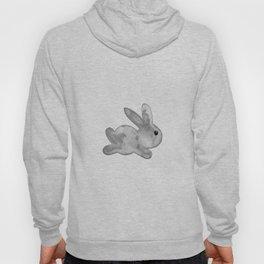 Little Bunny No. 1l by kathy Morton Stanion Hoody