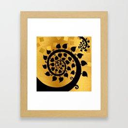 Bodhi Tree0601 Framed Art Print