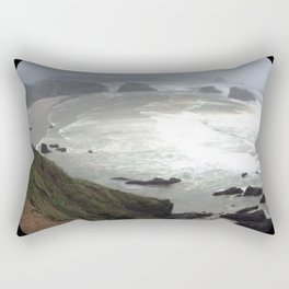Full Circle Rectangular Pillow