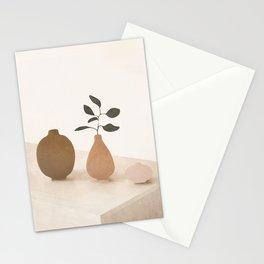 Vase Decoration III Stationery Cards