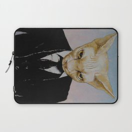 Mister Cat Laptop Sleeve