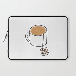 Take a Break Laptop Sleeve
