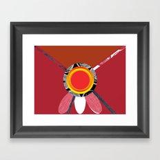 PENDANT N1 Framed Art Print