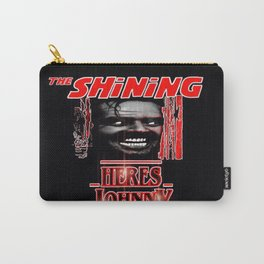 The Shining Here's Johnny Carry-All Pouch