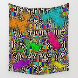 Punkylicious Wall Tapestry