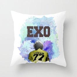 Luhan 77 Throw Pillow