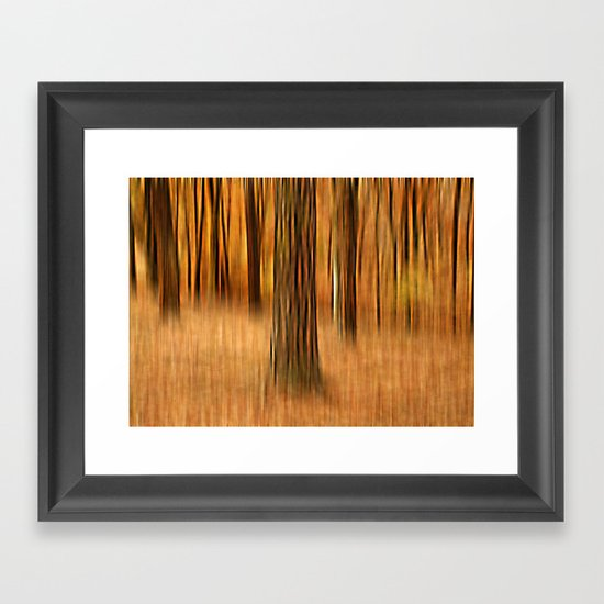 Color of Autumn Framed Art Print