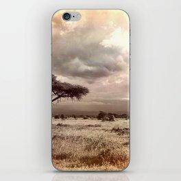 African Savannah iPhone Skin