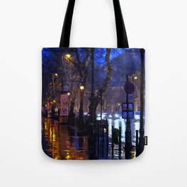 Lights up the Night Tote Bag