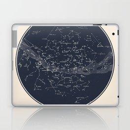 Carte Celeste Laptop & iPad Skin