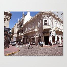 Farmacia, San Telmo, Buenos Aires Canvas Print