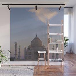 Taj Mahal Wall Mural