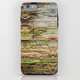 Kaleidoscope 1 iPhone Case