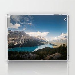 Une journée dans les rocheuses Laptop & iPad Skin