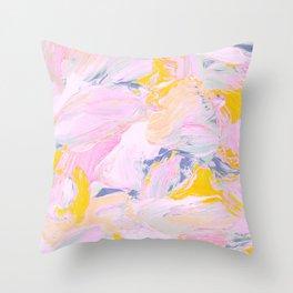 Reconstructed Throw Pillow