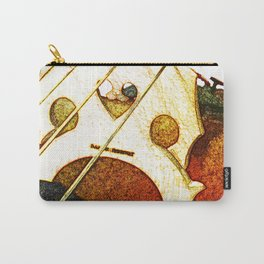 Just a Cello Bridge Carry-All Pouch