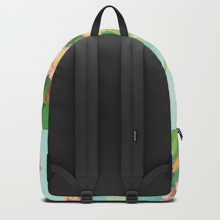 I Carry You With Me Into the World Backpack