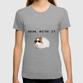 Funny Guinea Pig Meme T-shirt