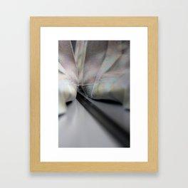 Window Dressing Framed Art Print