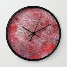 Rag 3 Wall Clock