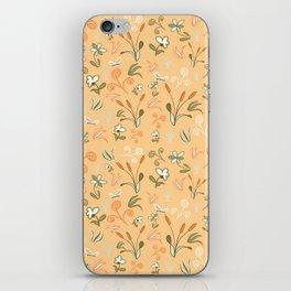 Cattail Chaos iPhone Skin