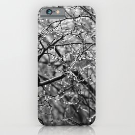 icy tangle iPhone Case