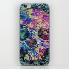The Other Skull iPhone Skin