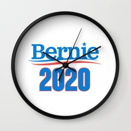 Bernie 2020 Wall Clock