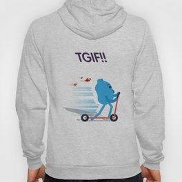 Blueman - TGIF! Hoody