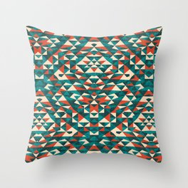 triangular Throw Pillow