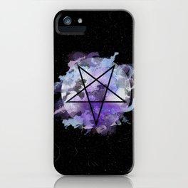 Pentacolour iPhone Case