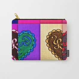 8 parts of love Carry-All Pouch