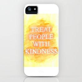 Treat iPhone Case