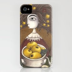Portrait of an Apple Orchard iPhone (4, 4s) Slim Case