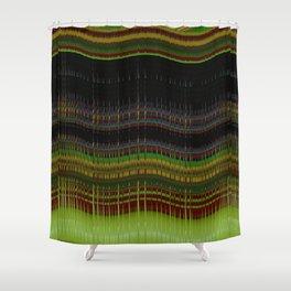 Fabric 002 Shower Curtain