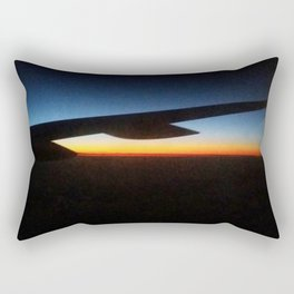 Above & Beyond Rectangular Pillow