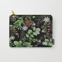 mid winter berries Carry-All Pouch