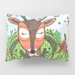 Merry Christmas My Deer Pillow Sham