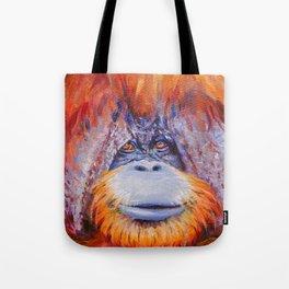 Chantek the Great Tote Bag